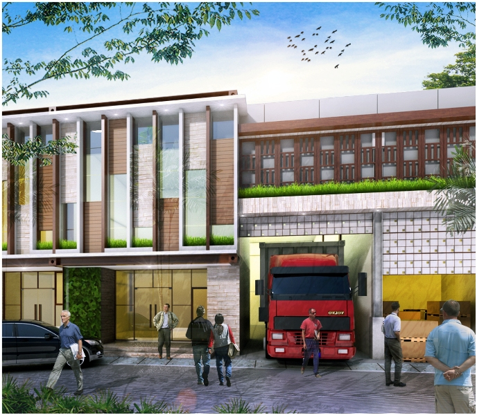 Sewa Gudang Tangerang Fasilitas Lengkap Centerpiece